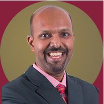 Dr. Manoharan<br> Shunmugam